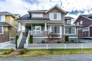 """Main Photo: 4326 PIONEER Court in Abbotsford: Abbotsford East House for sale in """"Clayburn Village"""" : MLS®# R2243678"""