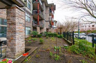 "Photo 17: 113 2336 WHYTE Avenue in Port Coquitlam: Central Pt Coquitlam Condo for sale in ""CENTREPOINTE"" : MLS®# R2255595"
