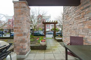 "Photo 16: 113 2336 WHYTE Avenue in Port Coquitlam: Central Pt Coquitlam Condo for sale in ""CENTREPOINTE"" : MLS®# R2255595"