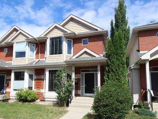 Main Photo: 9122 100A Avenue in Edmonton: Zone 13 House Half Duplex for sale : MLS®# E4118620