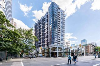 Photo 1: 1602 1060 ALBERNI Street in Vancouver: West End VW Condo for sale (Vancouver West)  : MLS®# R2285947