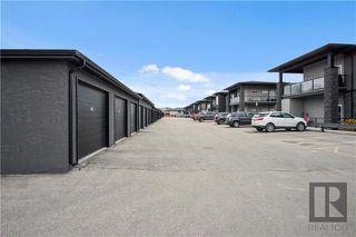 Photo 20: 83 1276 OLD PTH 59 Path North in Ile Des Chenes: R07 Condominium for sale : MLS®# 1829496