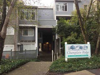 """Main Photo: 8011 CHAMPLAIN Crescent in Vancouver: Champlain Heights Townhouse for sale in """"CHAMPLAIN RIDGE"""" (Vancouver East)  : MLS®# R2325085"""