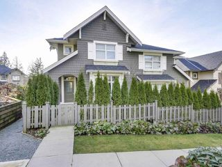 """Main Photo: 43 3400 DEVONSHIRE Avenue in Coquitlam: Burke Mountain Townhouse for sale in """"COLBORNE LANE"""" : MLS®# R2342575"""