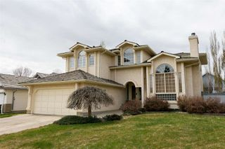 Photo 1: 15 LACOMBE Drive: St. Albert House for sale : MLS®# E4145890