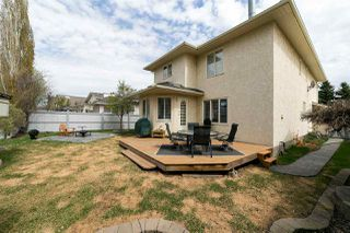Photo 29: 15 LACOMBE Drive: St. Albert House for sale : MLS®# E4145890