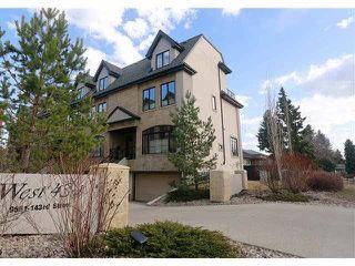 Main Photo: 11 9561 143 Street in Edmonton: Zone 10 Townhouse for sale : MLS®# E4149859