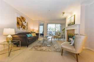 "Photo 2: 202 1144 STRATHAVEN Drive in North Vancouver: Northlands Condo for sale in ""STRATHAVEN"" : MLS®# R2358086"