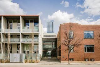 Photo 2: 309 10309 107 Street in Edmonton: Zone 12 Condo for sale : MLS®# E4155589