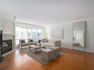 """Photo 2: 312 789 W 16TH Avenue in Vancouver: Fairview VW Condo for sale in """"SIXTEEN WILLOWS"""" (Vancouver West)  : MLS®# R2368634"""