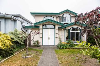 Main Photo: 5928 RUMBLE Street in Burnaby: South Slope House 1/2 Duplex for sale (Burnaby South)  : MLS®# R2369352