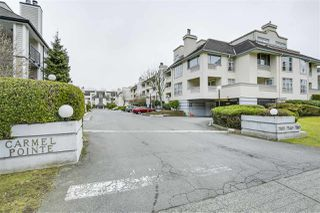 "Photo 1: 304 7580 MINORU Boulevard in Richmond: Brighouse South Condo for sale in ""CARMEL POINT"" : MLS®# R2369650"