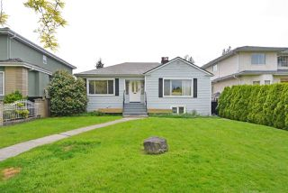 Main Photo: 2436 W 21ST Avenue in Vancouver: Arbutus House for sale (Vancouver West)  : MLS®# R2371131