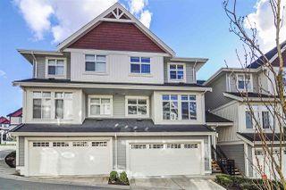 "Main Photo: 2 7198 179 Street in Surrey: Cloverdale BC Townhouse for sale in ""Walnut Ridge"" (Cloverdale)  : MLS®# R2372938"