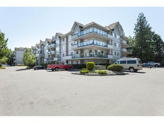 "Photo 1: 301 33708 KING Road in Abbotsford: Poplar Condo for sale in ""College Park Place"" : MLS®# R2374015"