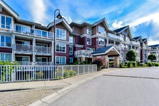 "Main Photo: 315 6440 194 Street in Surrey: Clayton Condo for sale in ""Waterstone"" (Cloverdale)  : MLS®# R2377087"