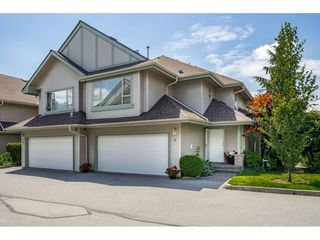 """Main Photo: 12 1255 RIVERSIDE Drive in Port Coquitlam: Riverwood Townhouse for sale in """"RIVERWOOD GREEN"""" : MLS®# R2378317"""