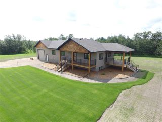 Main Photo: #10 241034 Twp Rd 474: Rural Wetaskiwin County House for sale : MLS®# E4170306