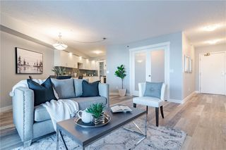 Photo 7: 422 7229 SIERRA MORENA Boulevard SW in Calgary: Signal Hill Apartment for sale : MLS®# C4272380
