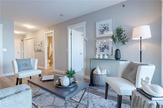 Photo 6: 422 7229 SIERRA MORENA Boulevard SW in Calgary: Signal Hill Apartment for sale : MLS®# C4272380
