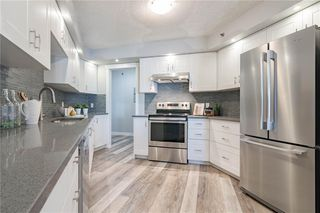 Photo 13: 422 7229 SIERRA MORENA Boulevard SW in Calgary: Signal Hill Apartment for sale : MLS®# C4272380