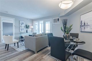 Photo 9: 422 7229 SIERRA MORENA Boulevard SW in Calgary: Signal Hill Apartment for sale : MLS®# C4272380