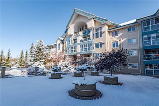 Photo 42: 422 7229 SIERRA MORENA Boulevard SW in Calgary: Signal Hill Apartment for sale : MLS®# C4272380