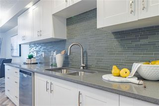 Photo 17: 422 7229 SIERRA MORENA Boulevard SW in Calgary: Signal Hill Apartment for sale : MLS®# C4272380