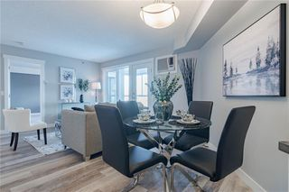 Photo 10: 422 7229 SIERRA MORENA Boulevard SW in Calgary: Signal Hill Apartment for sale : MLS®# C4272380