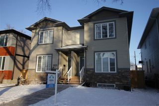 Photo 2: 9530 72 Avenue in Edmonton: Zone 17 House Half Duplex for sale : MLS®# E4181482
