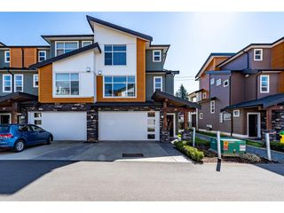 """Main Photo: 16 46570 MACKEN Avenue in Chilliwack: Chilliwack N Yale-Well Townhouse for sale in """"Parkside Place"""" : MLS®# R2444871"""