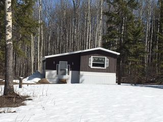 Main Photo: 1424 WINWORD Road in Quesnel: Bouchie Lake Manufactured Home for sale (Quesnel (Zone 28))  : MLS®# R2457689