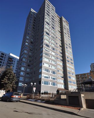 Main Photo: 2005 10011 123 Street in Edmonton: Zone 12 Condo for sale : MLS®# E4198239