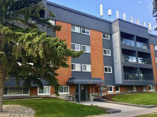 Main Photo: 103 611 8 Avenue NE in Calgary: Renfrew Apartment for sale : MLS®# A1049721