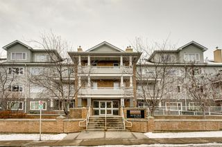 Photo 1: 212 790 Kingsmere Crescent SW in Calgary: Kingsland Apartment for sale : MLS®# A1055336