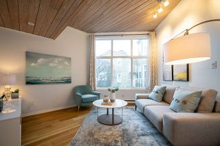 """Main Photo: 212 1045 W 8TH Avenue in Vancouver: Fairview VW Townhouse for sale in """"Greenwood Place"""" (Vancouver West)  : MLS®# R2532171"""