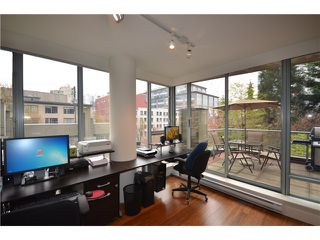 """Photo 6: # 301 930 CAMBIE ST in Vancouver: Yaletown Condo for sale in """"PACIFIC PLACE LANDMARK II"""" (Vancouver West)  : MLS®# V955695"""