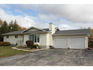 Photo 1: 15 MAPLE Drive in CLANDEBOYE: Clandeboye / Lockport / Petersfield Residential for sale (Winnipeg area)  : MLS®# 1324628
