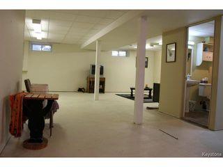 Photo 16: 15 MAPLE Drive in CLANDEBOYE: Clandeboye / Lockport / Petersfield Residential for sale (Winnipeg area)  : MLS®# 1324628