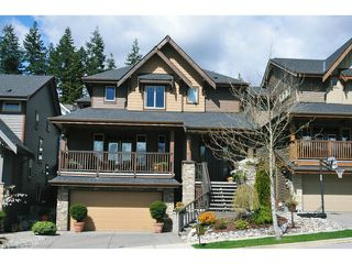 Photo 1: 3387 HORIZON Drive in Coquitlam: Burke Mountain House for sale : MLS®# V1057281