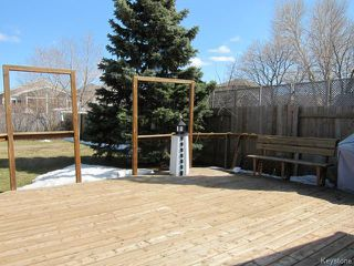 Photo 8: 158 Hatcher Road in WINNIPEG: Transcona Residential for sale (North East Winnipeg)  : MLS®# 1405228