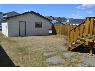 Photo 25: 735 Rutherford Lane in Saskatoon: Sutherland Single Family Dwelling for sale (Saskatoon Area 01)  : MLS®# 496956