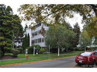 Photo 2: 101 1110 Oscar Street in VICTORIA: Vi Fairfield West Condo Apartment for sale (Victoria)  : MLS®# 343574