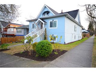 "Photo 2: 1306 E 18TH Avenue in Vancouver: Knight House for sale in ""Cedar Cottage 5-Plex"" (Vancouver East)  : MLS®# V1095673"