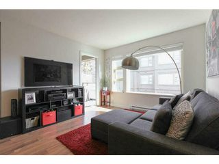 "Photo 1: 414 1677 LLOYD Avenue in North Vancouver: Pemberton NV Condo for sale in ""DISTRICT CROSSING"" : MLS®# V1109590"