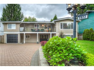 Photo 1: 1922 CUSTER Court in Coquitlam: Harbour Place House for sale : MLS®# V1122090