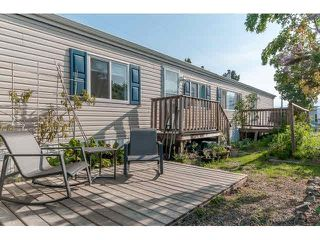 """Main Photo: 18 45640 WATSON Road in Sardis: Vedder S Watson-Promontory Manufactured Home for sale in """"WESTWOOD ESTATES"""" : MLS®# H2153301"""