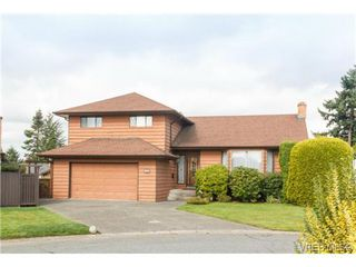 Photo 1: 795 Pepin Pl in VICTORIA: SW Northridge Single Family Detached for sale (Saanich West)  : MLS®# 712975