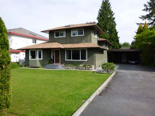 Photo 1: 1415 REGAN Avenue in Coquitlam: Central Coquitlam House for sale : MLS®# R2019990