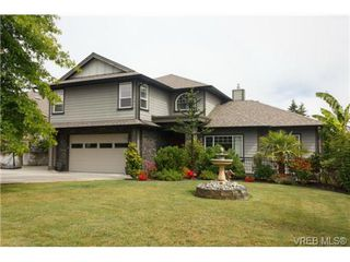 Photo 1: 2516 Twin View Pl in VICTORIA: CS Tanner House for sale (Central Saanich)  : MLS®# 735578